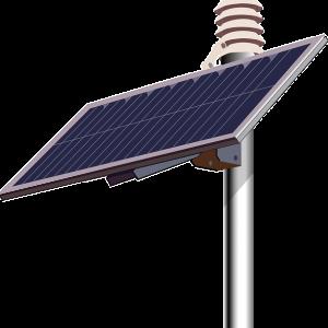 Saulės baterijų bandymo kameros