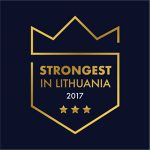 Labectra sertifikatas 2017 - Strongest in Lithuania